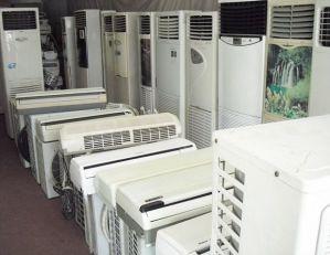 中央空调回收,柜机、挂机空调回收